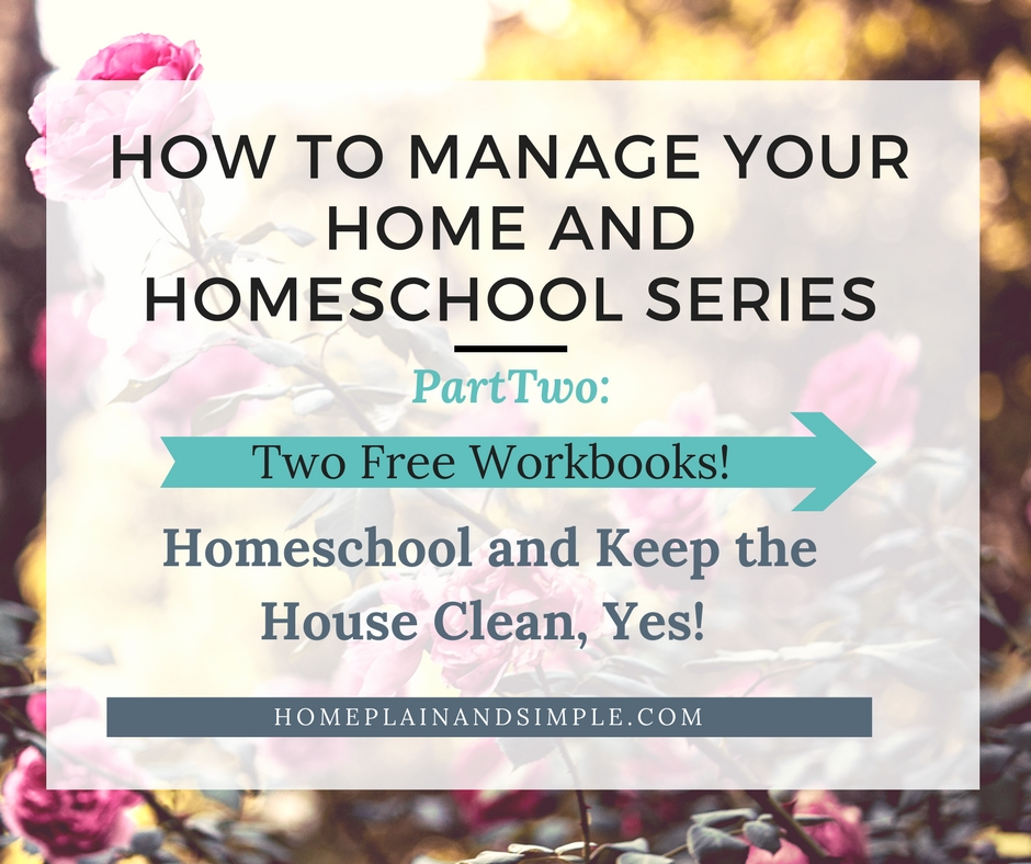 Homeschooling And Home Management How To Homeschool And